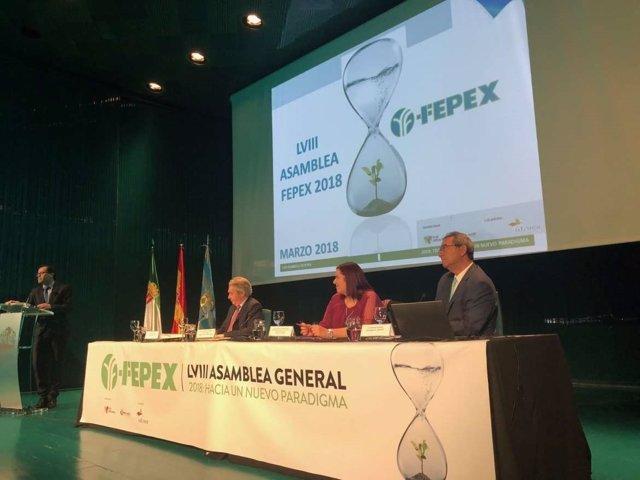 Consejera de Políticas Agrarias, Begoña García Bernal