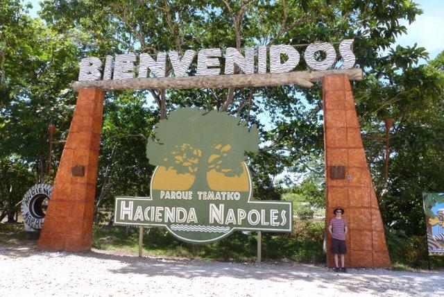 Parque temático Pablo Escobar