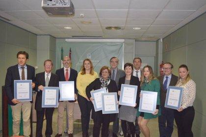 Ocho centros sanitarios de Málaga reciben la certificación de la Agencia de Calidad Sanitaria de Andalucía