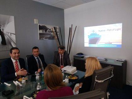 """La misión comercial del Puerto de Huelva en el Seatrade de Miami termina con """"éxito"""""""