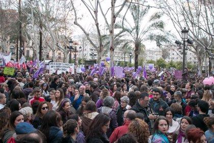 """Maíllo (IU) señala el """"inicio de una auténtica revolución"""" tras el 8M que debe """"traducirse en acuerdos"""""""