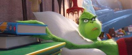 Tráiler de El Grinch, el ladrón de la Navidad vuelve a los cines