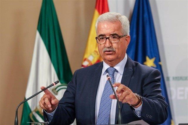 Jiménez Barrios, de la Junta de Andalucía