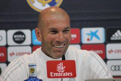 """Zidane: """"Me parece una tontería que ahora digan que soy el mejor"""""""