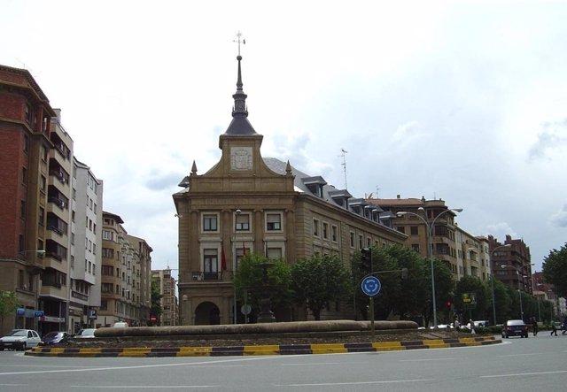 Delegación del Gobierno Pamplona