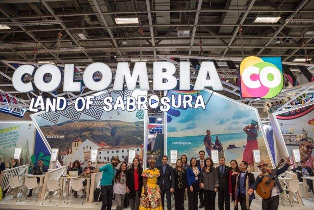 Colombia en la ITB de Berlin