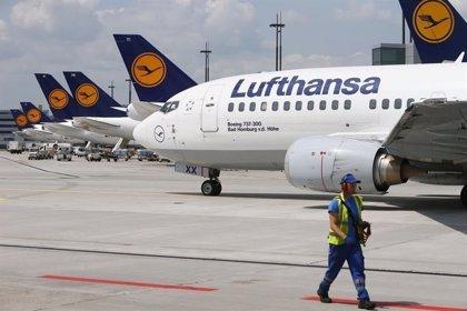 Lufthansa Group transportó a 8,8 millones de pasajeros en febrero, un 13,1% más