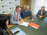Foto: PSRM-PSOE firma el Manifiesto Levantino por el Agua y presenta a los regantes sus propuestas en materia de agua