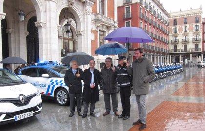 La Policía de Valladolid continuará la renovación de su flota y reformará sus comisarías