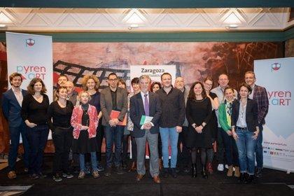 Zaragoza, socio de PYRENART, proyecto que coproducirá de 6 a 9 espectáculos entre 2018 y 2020