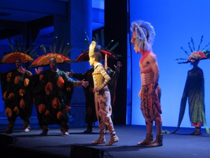 El musical 'El Rey León' devolverá el importe de las entradas de la función del jueves, cancelada por la huelga