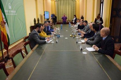 La Junta invierte 2,7 millones en políticas activas de empleo para la Mancomunidad de la Sierra de las Nieves