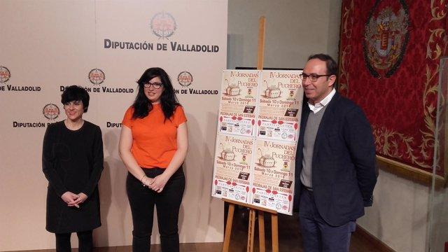 Presentación de las IV Jornadas del Puchero de Pedrajas