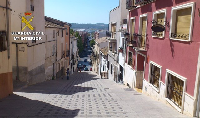 Fotografía de la zona que se oferta para el alquiler