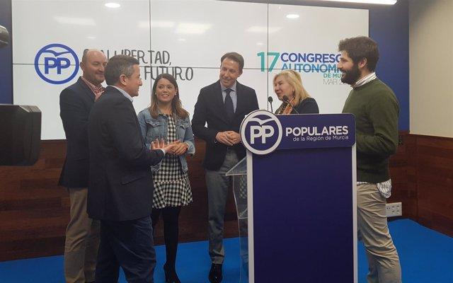 Prensa Pp Regional (Np) Gil Sobre Comunicado Nuestros Principios, Nuestras Convi