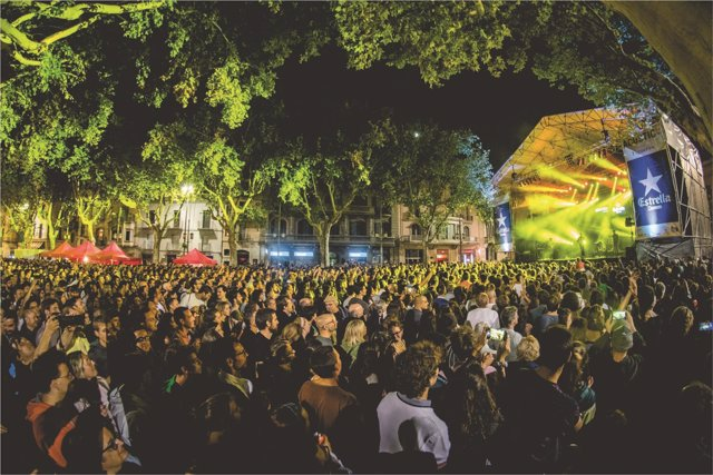 El festival Acústica de Figueres genera un impacto económico de 2,3 millones