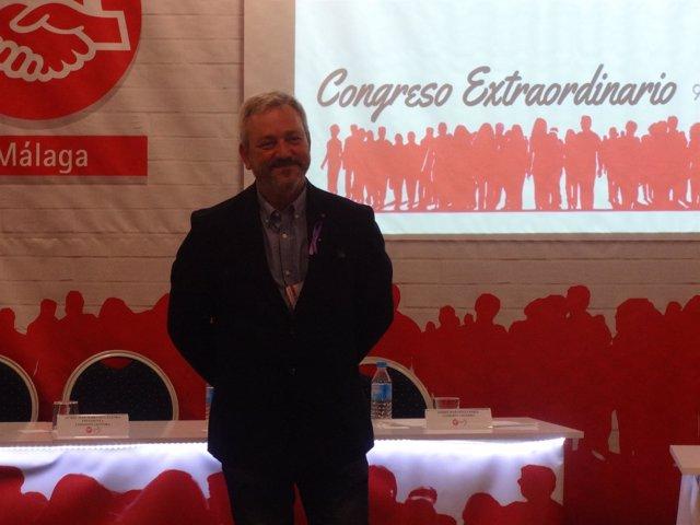 Ramón Sánchez-Garrido, nuevo secretario UGT Málaga 2018
