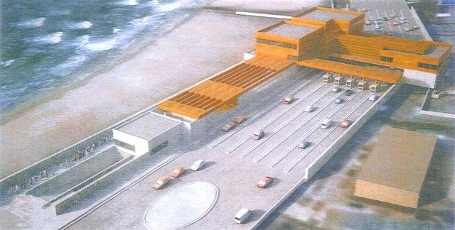 Proyecto de ampliación de la frontera de Ceuta