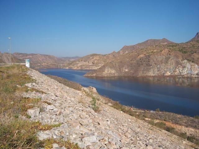 Pantano de Cuevas del Almanzora