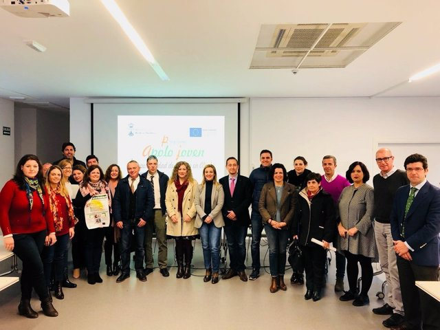 Presentación del proyecto Apolo Joven en Alcalá de Guadaíra (Sevilla)