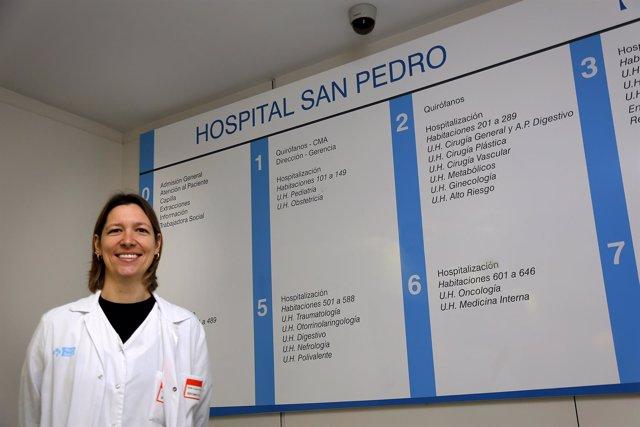 Investigadora del San Pedro