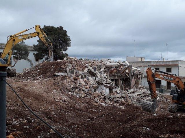 Demolición Porto Petro