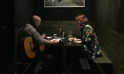 Vega Cerezo y Ginés Piñero ofrecen un recital-concierto este lunes en Circus Music Bar