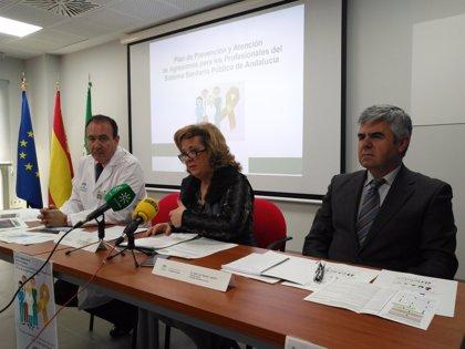 Profesionales sanitarios de Jaén sufrieron 128 agresiones en 2017, según el registro de la Junta, que reforzará medidas