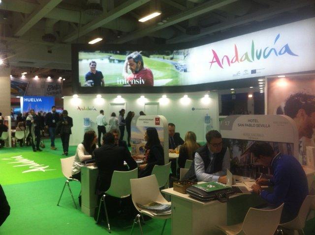 Andalucía, en la ITB de Berlín