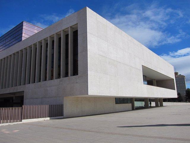 Edificio de las Cortes de Castilla y León