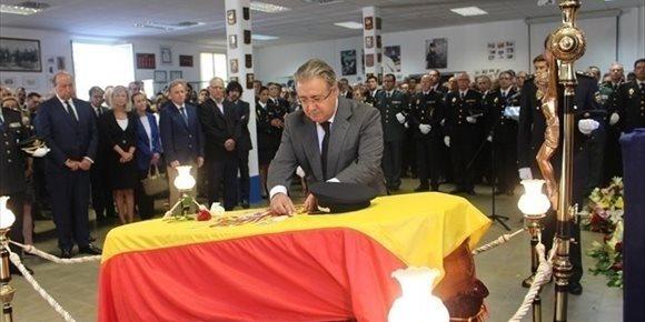 8. El sotsinspector de Policia Blas Gámez i el cartellista Rafael Contreras donaran nom a dos carrers de València