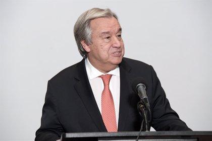 El secretario general de la ONU aplaude el encuentro previsto para mayo entre Trump y Kim Jong Un