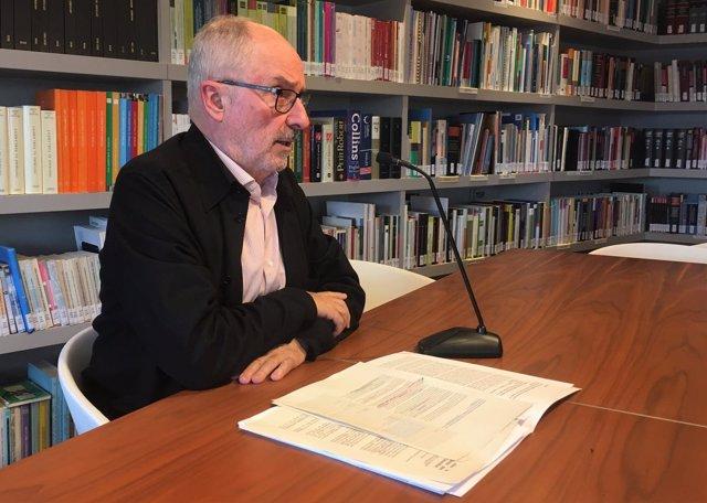 El Síndic de Greuges de Catalunya, Rafael Ribó