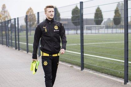 Marco Reus renueva con el Borussia Dortmund hasta 2023