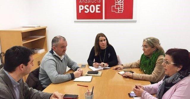 El PSOE pedirá al Gobierno que soluciones los cortes de luz en Beas.