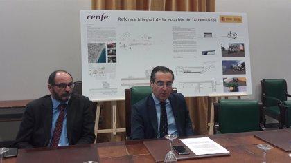Subdelegación lamenta la ausencia del Gobierno de Torremolinos en la reunión con Renfe sobre la estación de La Nogalera