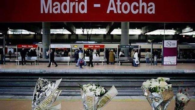 Estación de Atocha 11-M