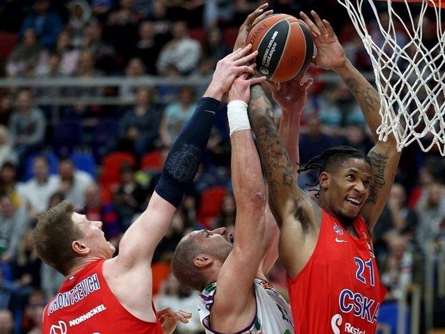 Unicaja cae ante el CSKA