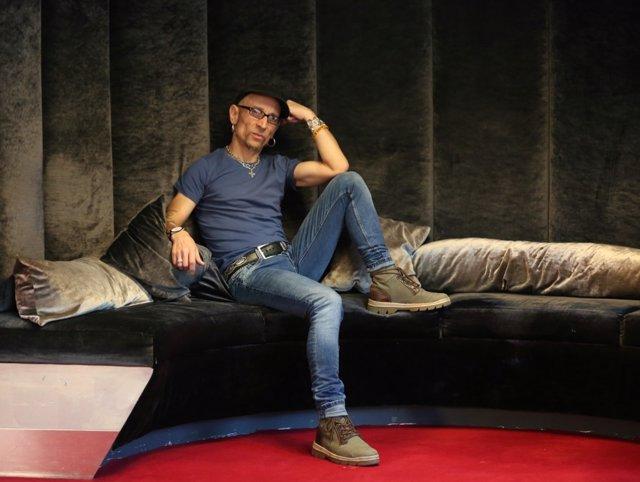 Entrevista con el cantante Fito, de Fito&Fitipaldis