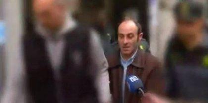 """""""Me declaro inocente"""", insiste el detenido por la muerte de Paz Fernández Borrego, tras declarar"""