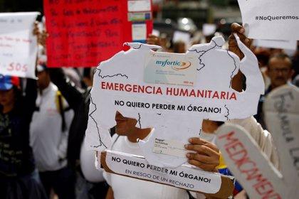 La Cruz Roja Venezolana pide permiso al Gobierno de Maduro para que otras sociedades le envíen medicinas