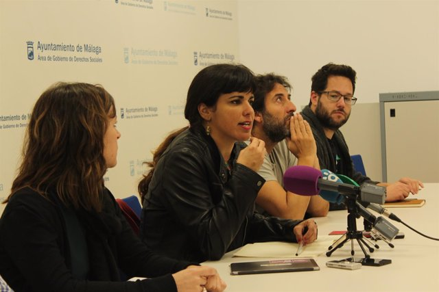Consejo Ciudadano Andaluz de Podemos, celebrado en Málaga