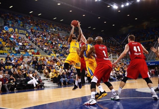Herbalife Gran Canaria se despide de la Eurocup