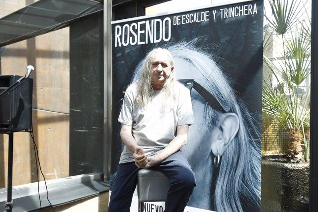 El cantante Rosendo presenta su nuevo disco