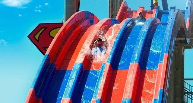 Nuevas atracciones acuáticas en Parque Warner Beach
