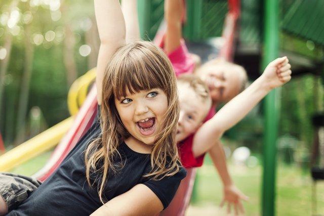 La sobreexcitación en niños suele responder a un comportamiento histriónico.