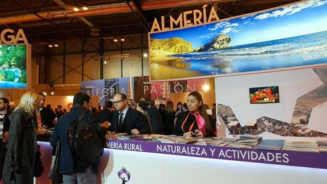 'Costa De Almería' Estará Presente En La Feria Sevatur En San Sebastián.