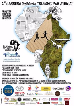 I Carrera Solidaria 'Running Por África'