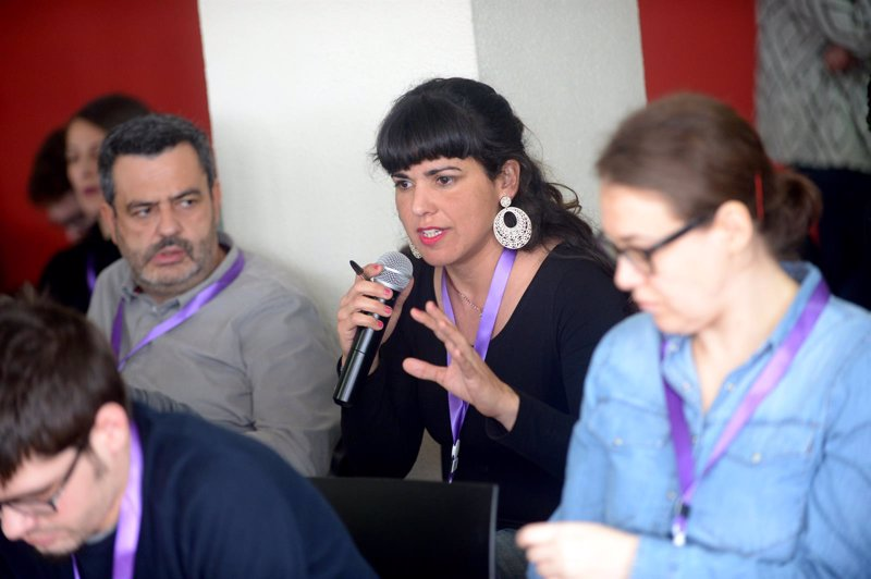 Teresa rodr guez pide que la marca electoral de las for Marca municipales