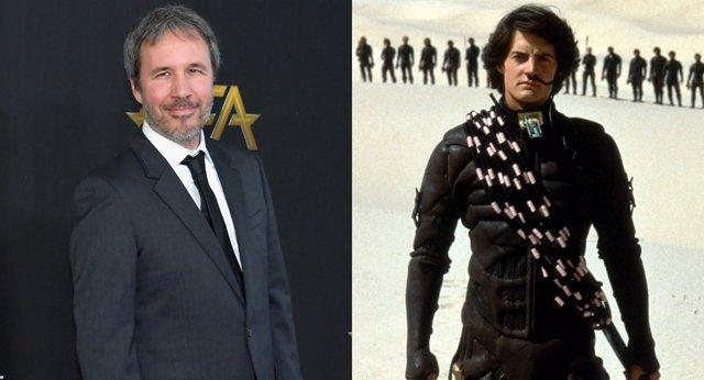 Denis Villeneuve adaptará Dune en, al menos, dos películas